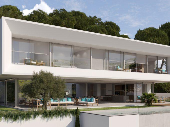 Portal Inmobiliario de Lujo en Santa Ponça, presenta chalet de lujo venta en Mallorca, casa para comprar y vivienda independiente en venta en Calvià.