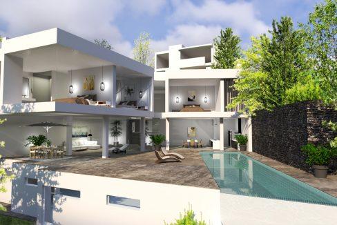 nueva villa costa de la calma ref 20041-4