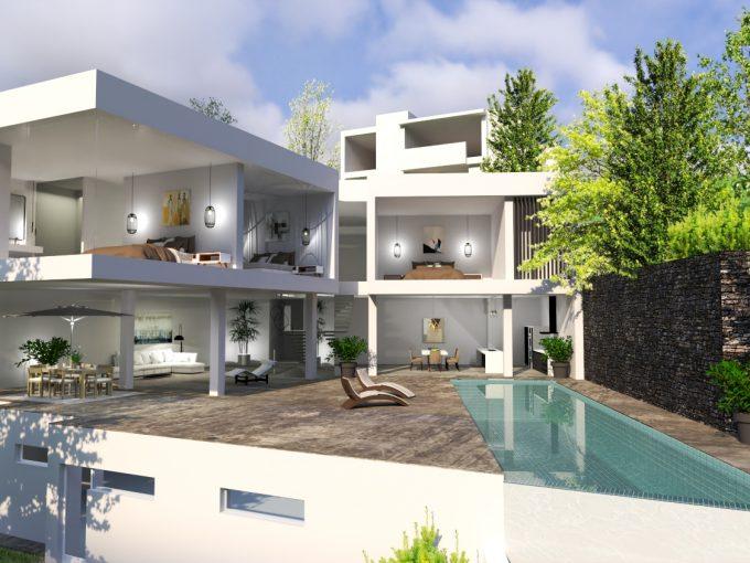 Portal Inmobiliario de Lujo en Costa de la Calma, presenta chalet de lujo venta en Mallorca, inmuebles lujosos para comprar y viviendas premium en venta en Baleares.