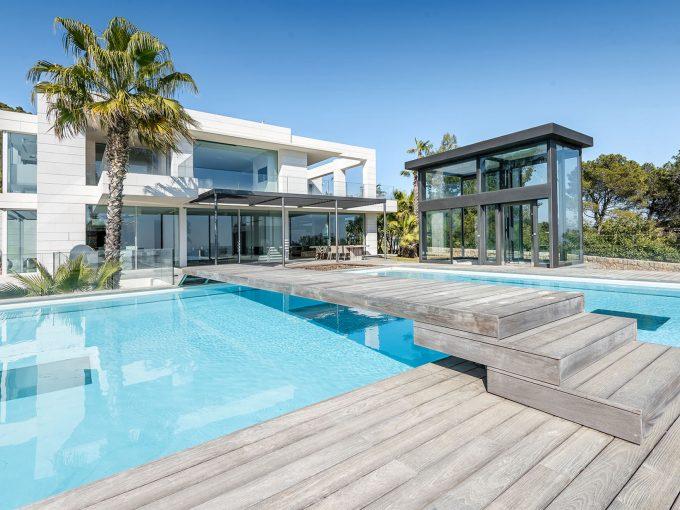 Portal Inmobiliario de Lujo en Son Vida, presenta chalet de lujo venta en Mallorca, casas para comprar y viviendas independientes en venta en Baleares.