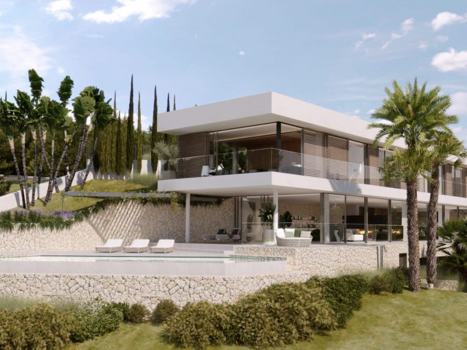 Portal Inmobiliario de Lujo en Costa de la Calma, presenta chalet exclusivo venta en Mallorca, inmueble de lujo para comprar y propiedades lujosas en venta en Baleares.