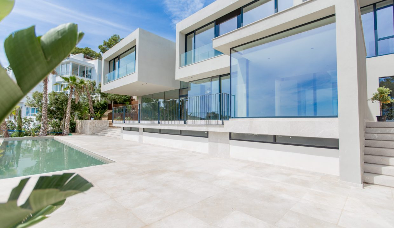 New built villa Costa d'en Blanes with sea views ref 2374 -_-20