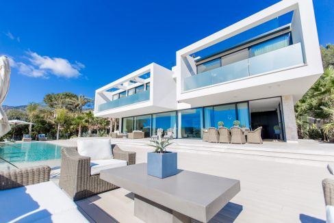 Villa in Cas Catala mit Meerblick ref 2031 -_-5