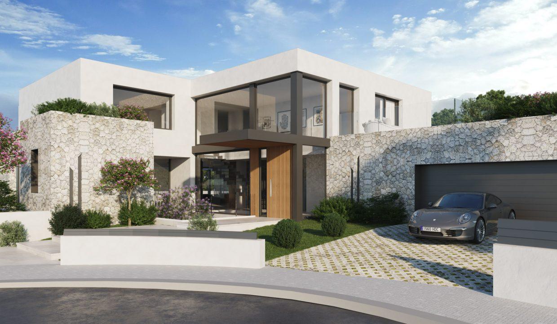 Villa in Santa Ponsa ref 50805-_-2