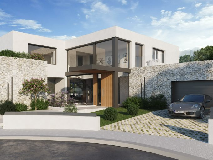 Portal Inmobiliario de Lujo en Santa Ponça, presenta chalet exclusivo venta en Mallorca, villas de alta gama para comprar y propiedad lujosa en venta en Baleares.