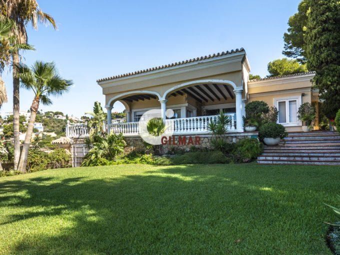 Portal Inmobiliario de Lujo en El Candado, presenta chalet lujoso venta en Málaga, propiedad para comprar y vivienda independiente en venta en Distrito Este.