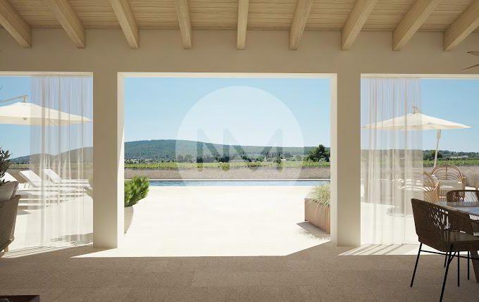 Portal Inmobiliario de Lujo en Santa Maria del Camí, presenta casa rural venta en Mallorca, inmueble para comprar y casas independientes en venta en Baleares.