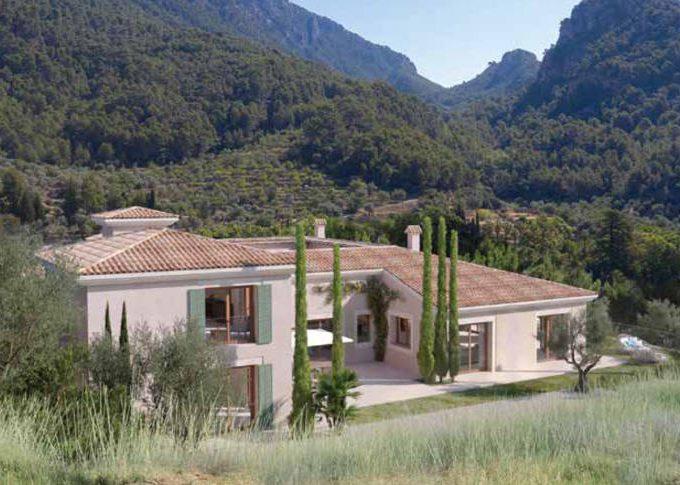 Portal Inmobiliario de Lujo en Bunyola, presenta chalet exclusivo venta en Mallorca, finca de lujo para comprar y propiedades independientes en venta en Baleares.