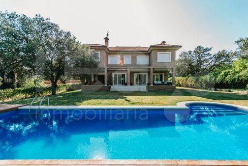 Portal Inmobiliario de Lujo en Ciudalcampo, presenta chalet de lujo venta en Madrid, casa exclusiva para comprar y vivienda independiente en venta en Área de Santo Domingo.
