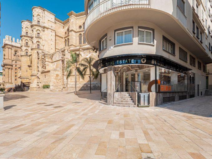 Portal Inmobiliario de Lujo en Conde de Ureña, presenta chalet de lujo venta en Málaga, casa premium para comprar y vivienda independiente en venta en Centro de Málaga.