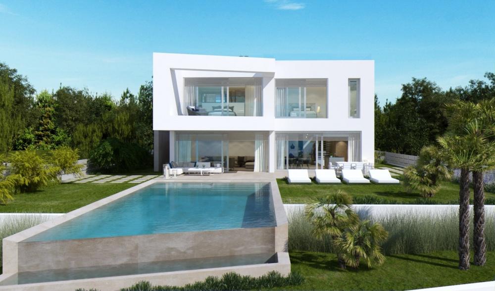 Portal Inmobiliario de Lujo en El Toro, presenta chalet de lujo venta en Mallorca, villa modernista para comprar y vivienda independiente en venta en Calvià.